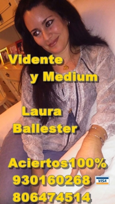 Vidente y medium Laura Ballester, fechas precisas