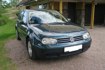 VW Golf 1.6 Highline Auto Navigation 2002, 142 000