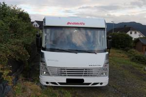 Dethleffs Advantage I6501B 2007, 4000€