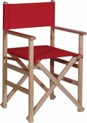 SILLA PLEGABLE DIRECTOR