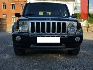 Jeep Commander 3.0 Turbo V6 CRD