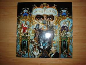 Dangerous Michael Jackson Doble LP