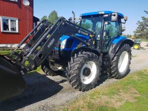 New Holland TS110A 2004