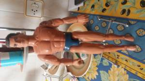 MUÑECO ACTION MAN Original