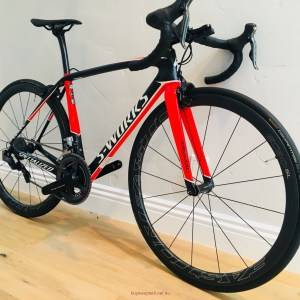2018 Specialized S-Works Roubaix McLaren Dura-Ace