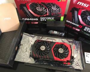 Vender MSI GTX 1080 TI ARMOR - MSI GeForce GTX 108
