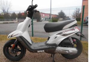 motor SCOOTER MBK 50 cc