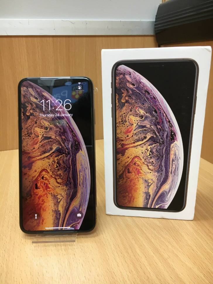 Apple iPhone XS y iPhone XS Max  64GB costo 400 EUR