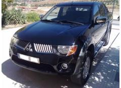 Mitsubischi L200 Intense Plus doble cabina 2.5 136CV 2007
